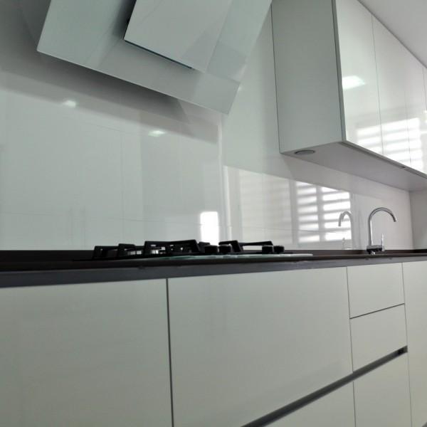 Cocina en apartamento en Benicásim